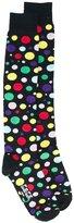 fe-fe polka dots socks - unisex - Cotton/Spandex/Elastane/Polyamide - One Size