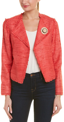 Sara Campbell Silk Jacket