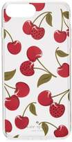 Kate Spade Women's Jeweled Cherries iPhone 7 Case