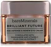Bare Escentuals bareMinerals Brilliant Future Age Defense and Renew Eye Cream, 0.5 Ounce