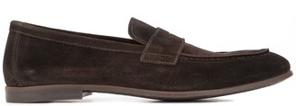 Doucal's Elba penny-strap loafers