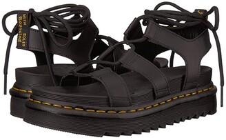 Dr. Martens Nartilla (Black) Women's Sandals