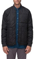 Tavik Men's Fullton Zip-In Compatible Quilted Bomber Jacket
