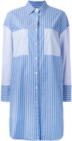 Golden Goose Deluxe Brand striped shirt