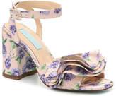Betsey Johnson Women's Lorin Sandal