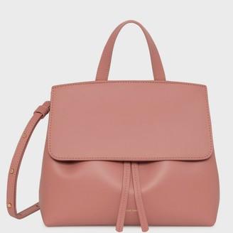 Mansur Gavriel Calf Mini Mini Lady Bag - Blush