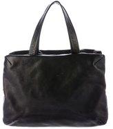 Helmut Lang Leather Handle Bag