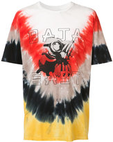 Baja East Minions tie dye T-shirt