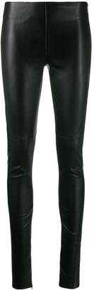 Golden Goose Nori leather leggings