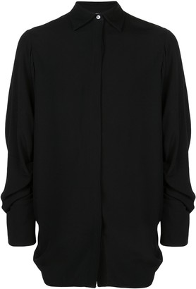 Monse Pleated Back Shirt