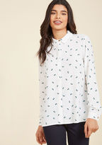 Sugarhill Boutique Favorable Forecast Long Sleeve Top in 14 (UK)