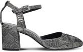 Carvela Annie block-heel sandals