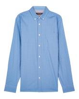 Jaeger Casual Gingham Regular Shirt