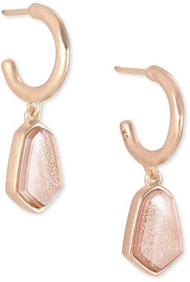 Kendra Scott Clove Huggie Earrings
