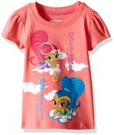 Nickelodeon Little Girls' Shimer and Shine Tee