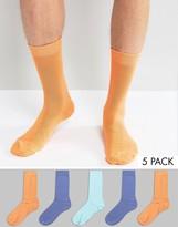 Asos Socks 5 Pack