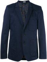 Paul Smith patch pocket blazer - men - Cotton/Spandex/Elastane/Viscose - 36