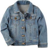 Carter's Toddler Girl Denim Jacket