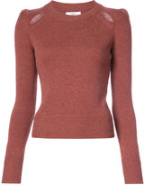 Etoile Isabel Marant Klee cut-out sweater
