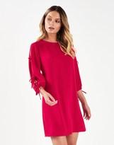 Fashion Union Bow Sleeve Shift Dress