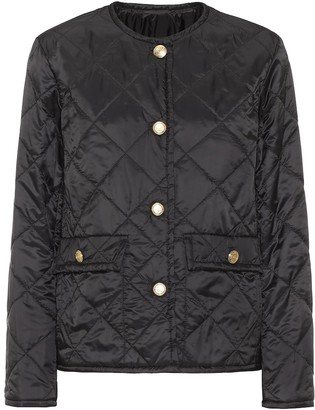 Max Mara The Cube Greenci quilted jacket