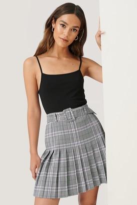 NA-KD Pleated Mini Skirt