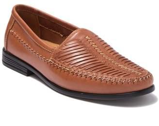 Giorgio Brutini Leather Slip On Loafer