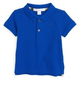 Burberry Infant Boy's Palmer Polo