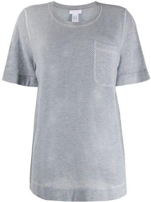 Eres Tisane cashmere round neck T-shirt