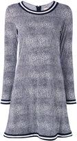 MICHAEL Michael Kors printed dress - women - Polyester/Spandex/Elastane - XS