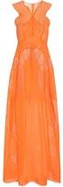 Stella McCartney Cotton-blend Maxi Dress