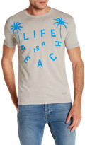 Kinetix Life Is a Beach Graphic Tee