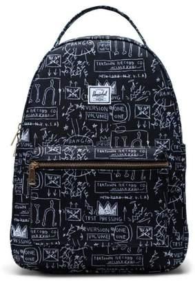Herschel Basquiat Mid-Sized Backpack