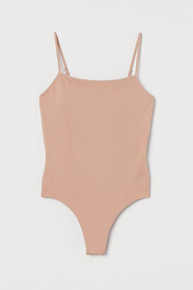 H&M Seamless Thong Bodysuit