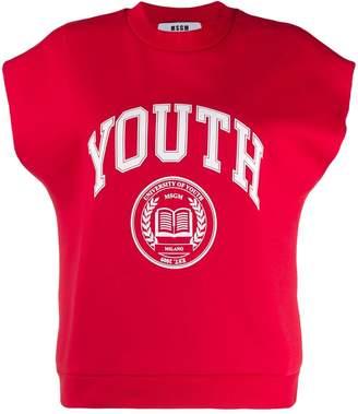 MSGM Youth T-shirt