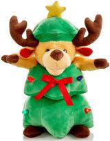 Holiday Lane Musical Animated LED Plush Reindeer, Created for Macy's