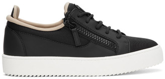 Giuseppe Zanotti Black May London Ellis Sneakers