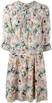 Zadig & Voltaire floral print dress - women - Silk/Spandex/Elastane - S