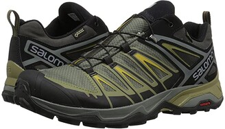 Salomon X Ultra 3 GTX (Black/Magnet/Quiet Shade) Men's Shoes