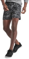 "Reflective fit running shorts (5"")"