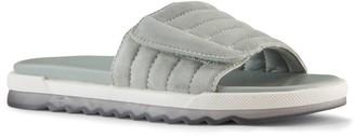 Cougar Adjustable Slip-On Leather Sandals - Lupin