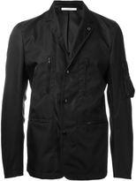 Givenchy military style jacket - men - Polyamide/Polyurethane/Cupro - 48
