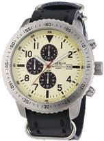 Mike Ellis New York 17986 Men's XL Chronograph Quartz Watch