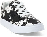 Ralph Lauren Little Kid Hanford Canvas Low-Top Sneaker