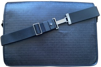 Christian Dior Black Cloth Bags