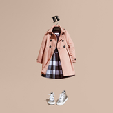 Burberry Cashmere Military Coat