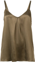 Vince sleeveless silk top - women - Silk - M