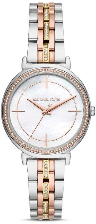 7926742797b6 Michael Kors Cinthia Watch - ShopStyle