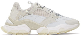 Moncler Off-White Leave No Trace Sneakers