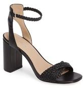 Pour La Victoire Women's Hazel Block Heel Sandal